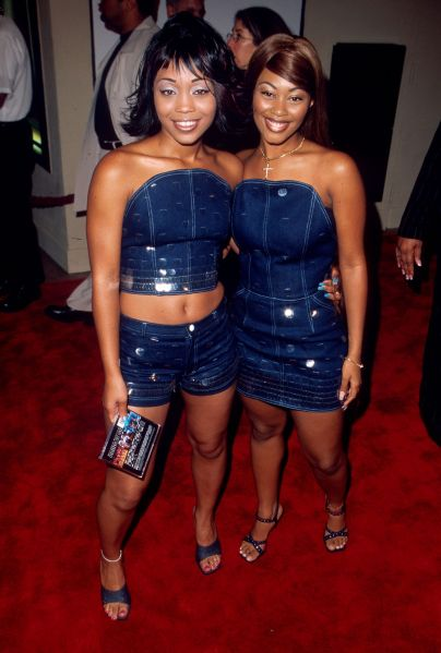 Blaque at the Bring It On Premiere