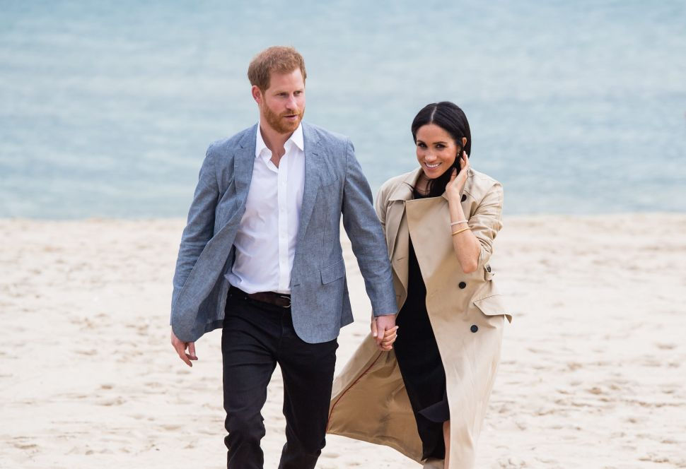 Prince Harry and Meghan Quietly Moved to a New Home in Santa Barbara