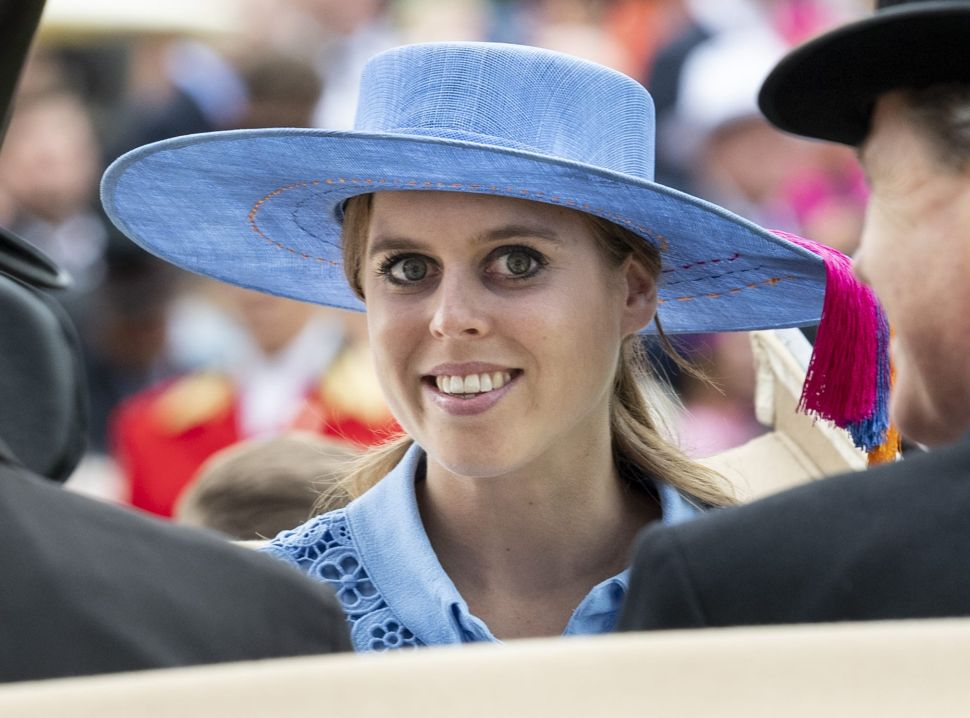 Princess Beatrice Might Move to Harry and Meghan's Former Kensington Palace Home