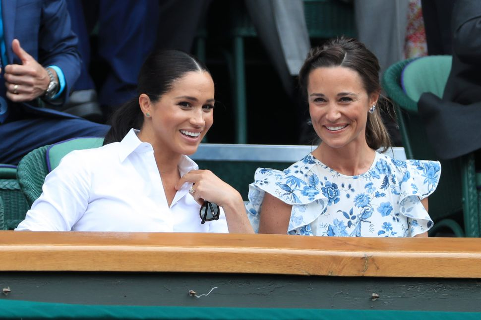 Meghan Markle Had to Skip Pippa Middleton's Wedding Ceremony Due to Tabloid Scrutiny