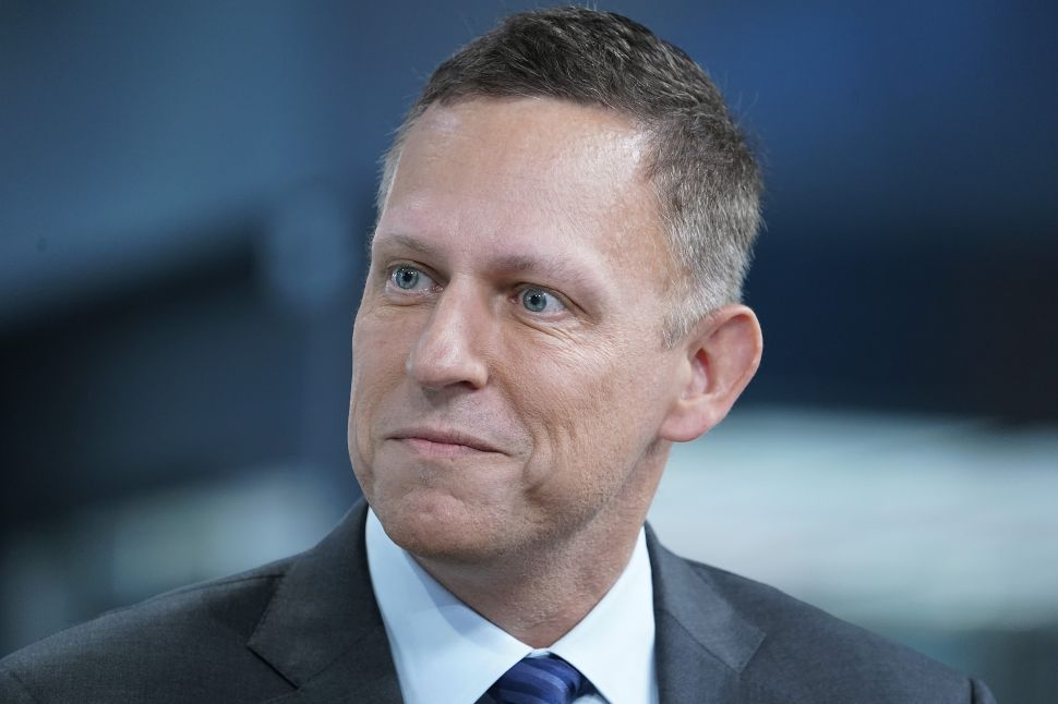 Peter Thiel's Data Firm Palantir Files IPO Amid Profitability Risk, Client Secrecy