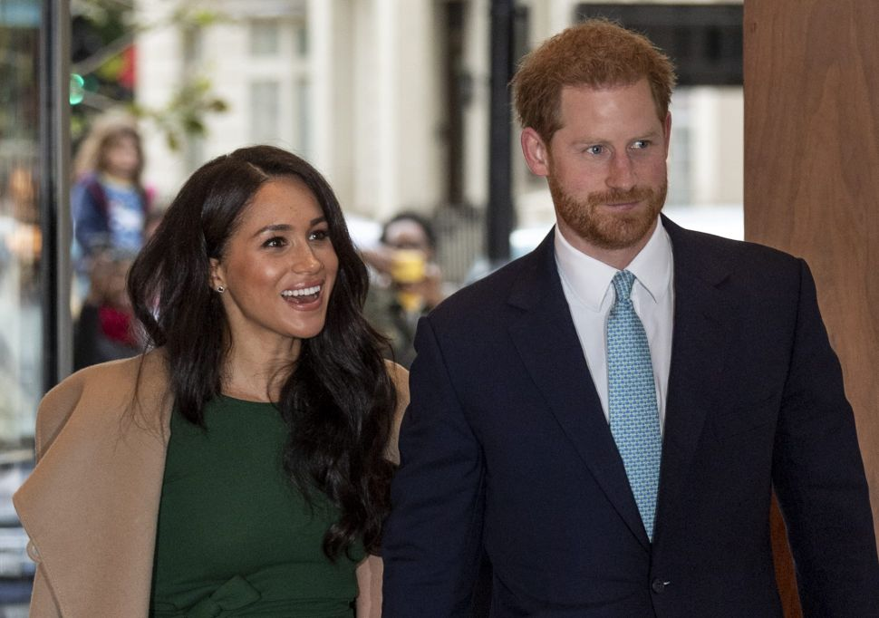 Prince Harry and Meghan Moved to Montecito Because He Really Didn't Like Los Angeles