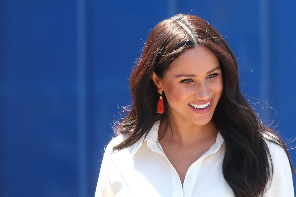 Meghan Markle Had a Quiet Birthday Celebration at Home