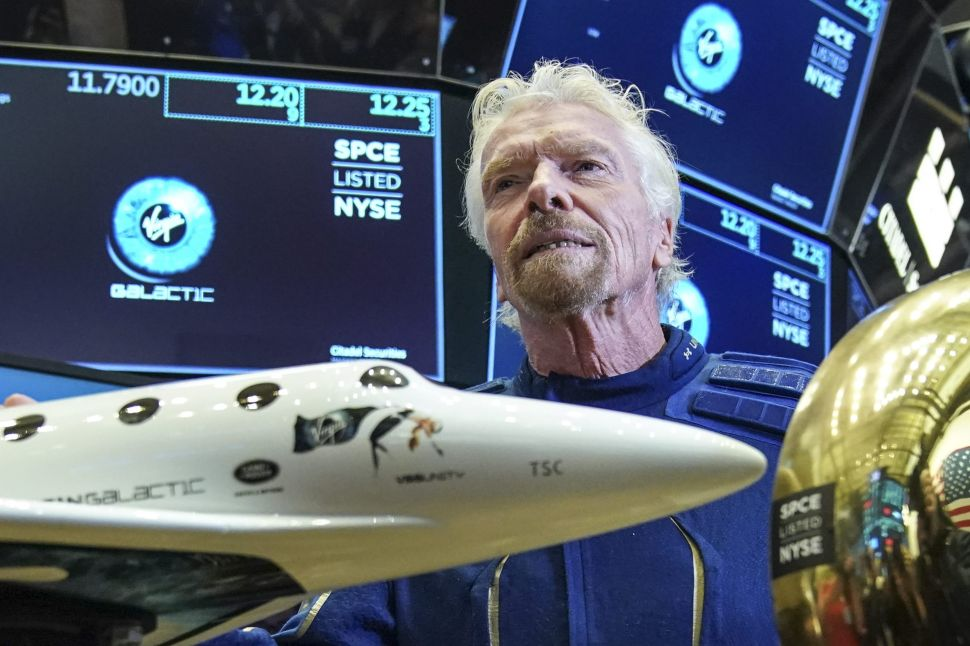 Virgin Galactic-Fueled Space Stock Boom Could Backfire, a Top Investor Warns