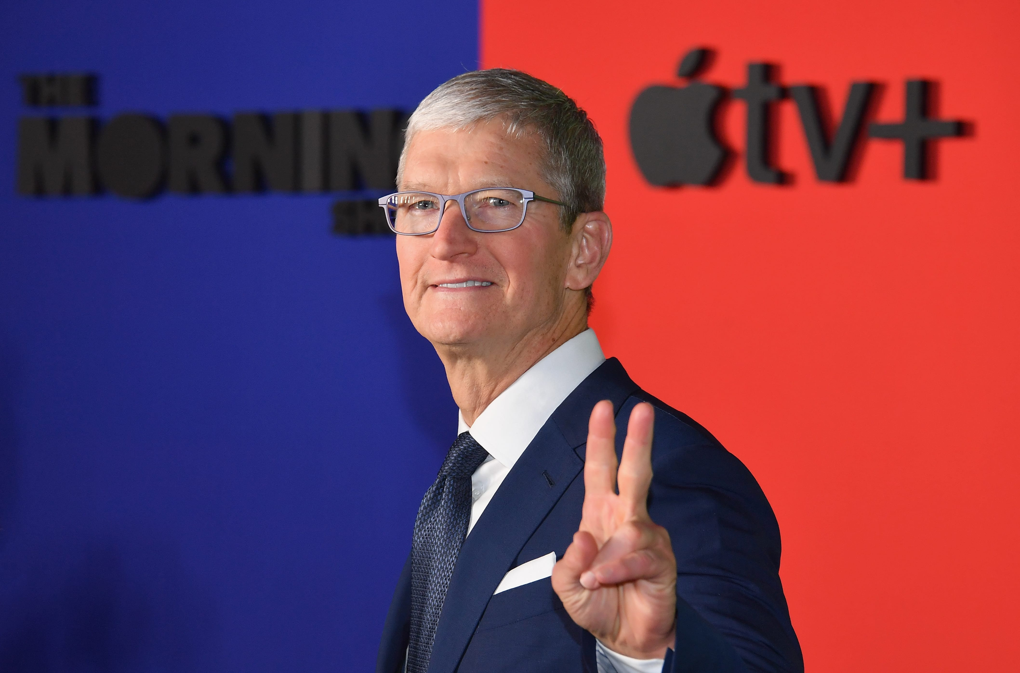 Apple's Tim Cook Bags $280 Million Bonus After Becoming a Rare Billionaire CEO