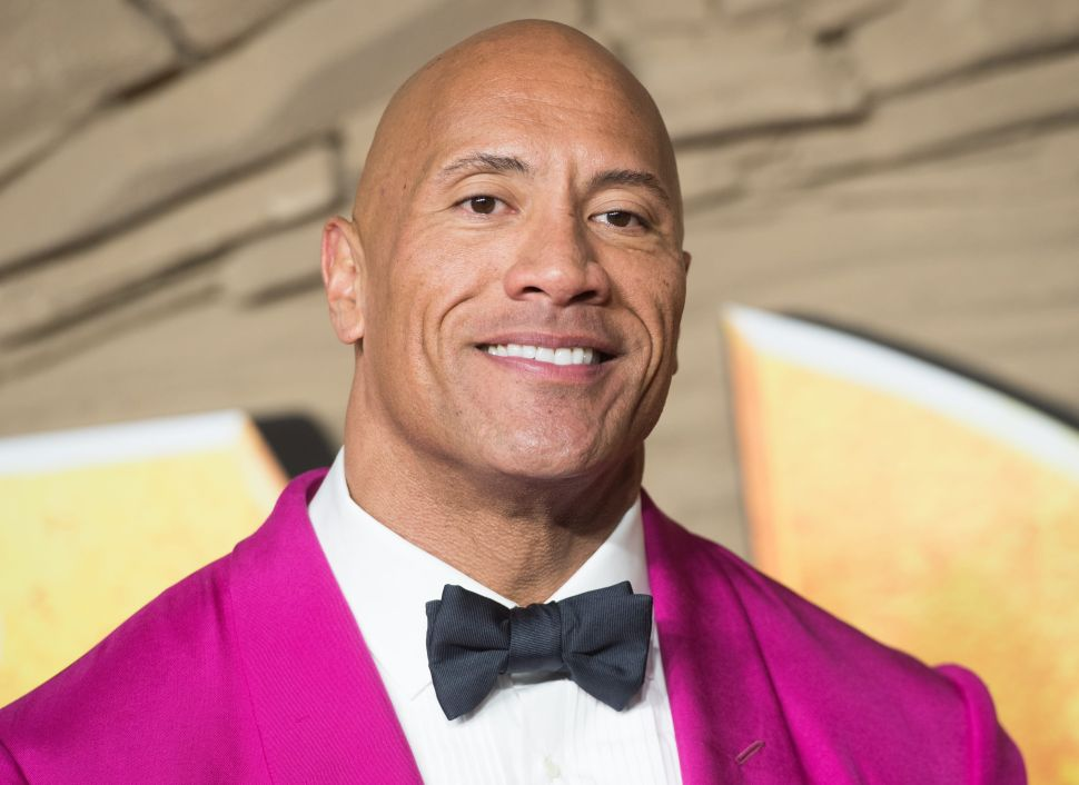 Dwayne Johnson Continues His Reign as Hollywood's Highest-Paid Star