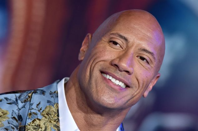 Dwayne The Rock Johnson XFL