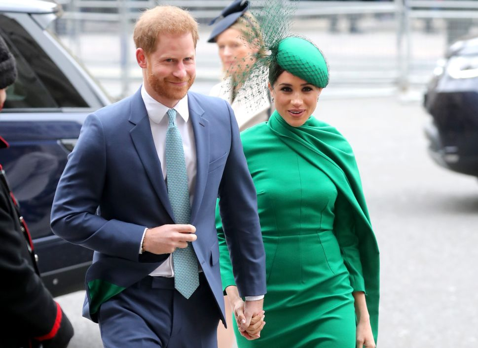 Prince Harry and Meghan Will Return to the U.K. Once Travel Restrictions Ease Up