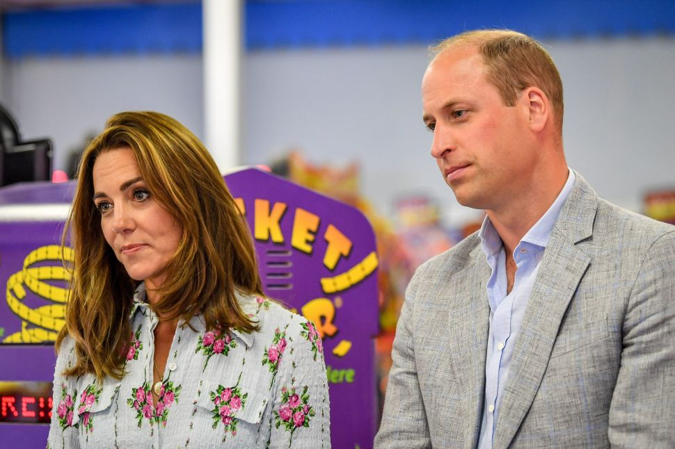 Prince William and Kate Are Moving Back to Kensington Palace in September