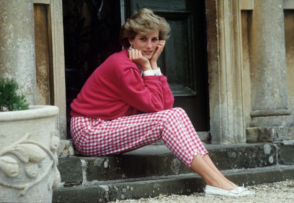 A Bike Ridden by Princess Diana in Her Childhood Is Going Up for Auction