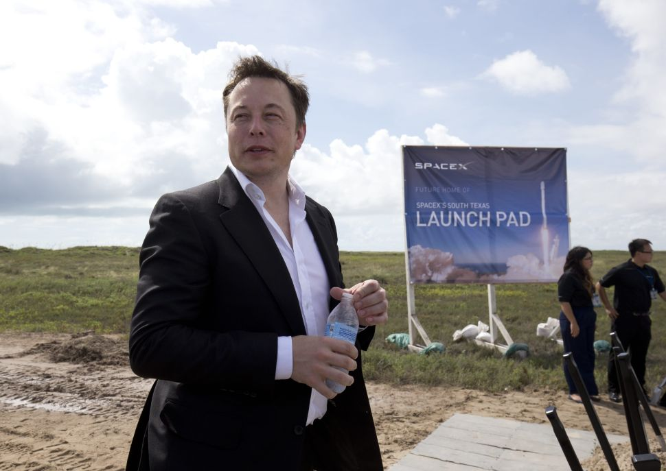 Is SpaceX Turning Its Texas Launch Site Into a Themed Luxury Resort?