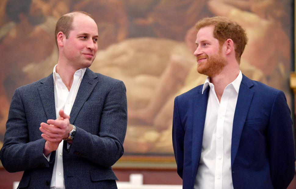 William and Harry Will Unveil a Statue in Princess Diana's Honor Next Year