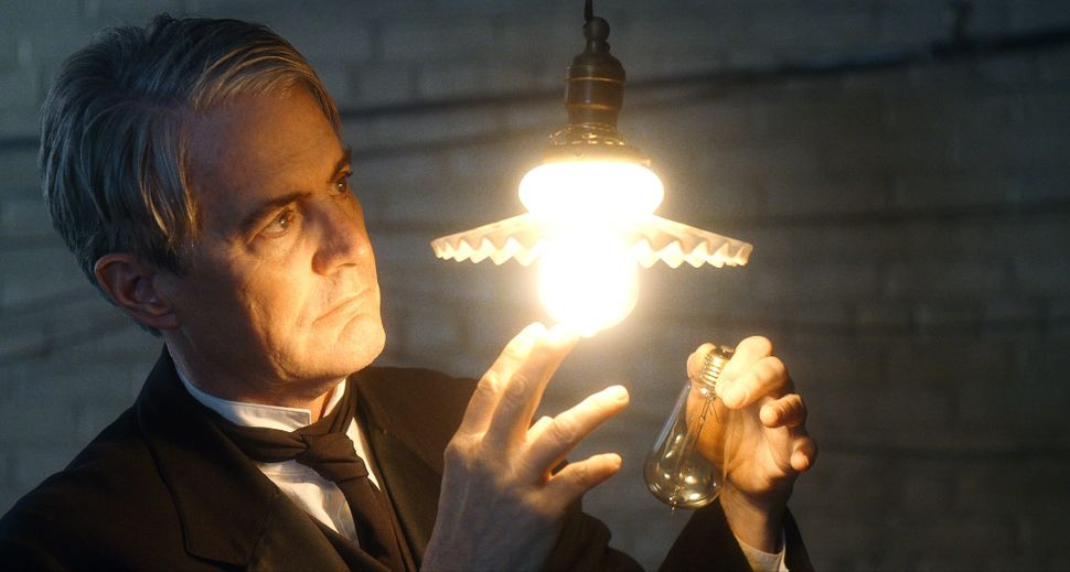 """Kyle MacLachlan Dove Into Edison's """"Fanciful""""Diaries for 'Tesla' Research"""