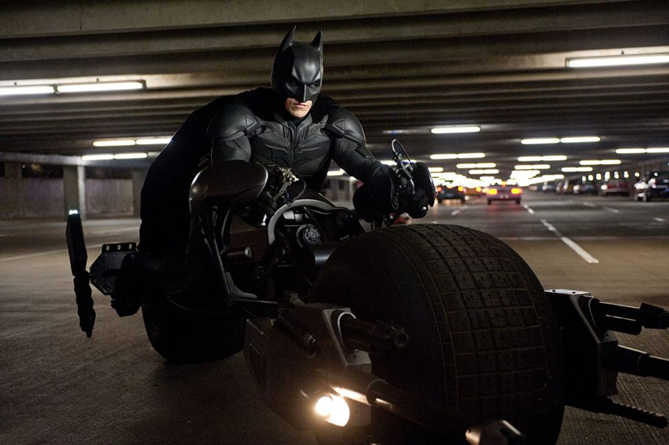 'The Dark Knight Rises' Battles Its Own Perceptions of the Past