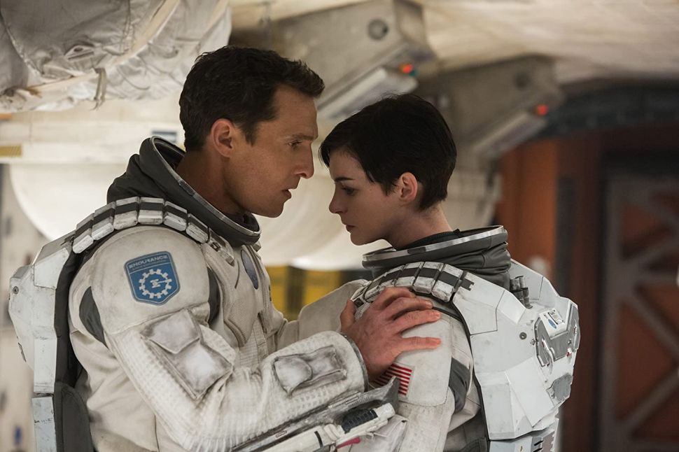 'Interstellar' Reconciled the Past to Deliver Hope to the Future