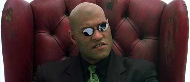 The Matrix 4 Laurence Fishburne