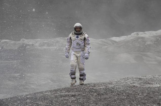 Tenet Christopher Nolan Interstellar