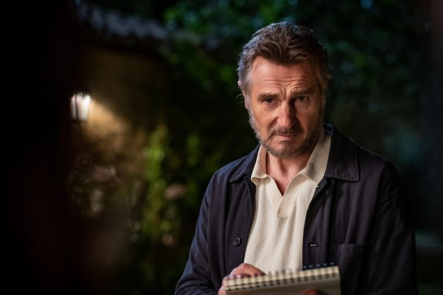 liam neeson made in italy