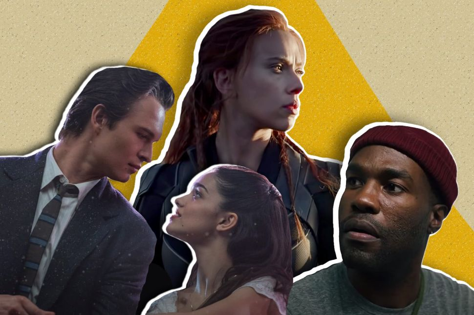 The Must-See Movies of Fall 2020, From 'Greenland' to 'Black Widow'