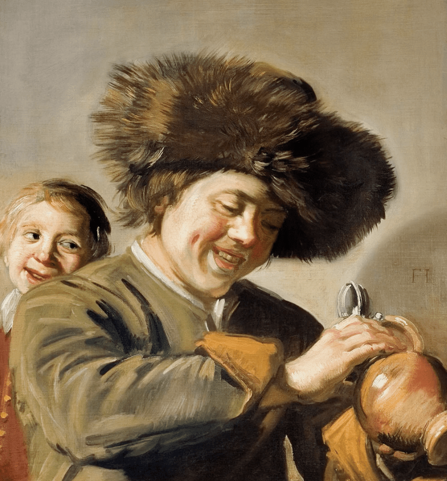 Frans Hals' Painting of Gluttonous Youths Has Been Stolen for the Third Time
