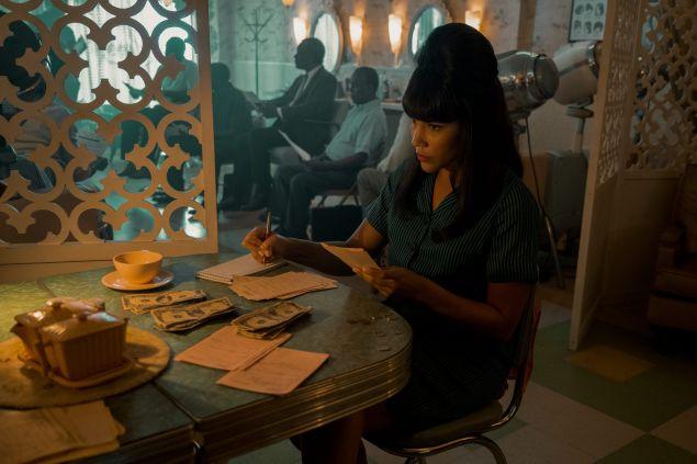 Emmy Raver-Lampman as Allison Hargreeves The Umbrella Academy, on Netflix