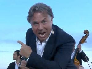 Soprano Aleksandra Kurzak and tenor Roberto Alagna, live from the French Riviera.