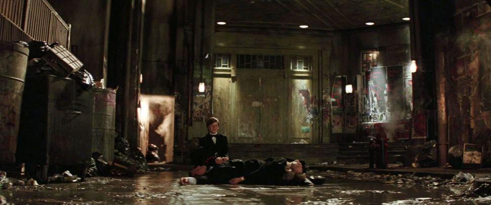 The Decaying, Evolving Gotham City of Nolan's Batman Films