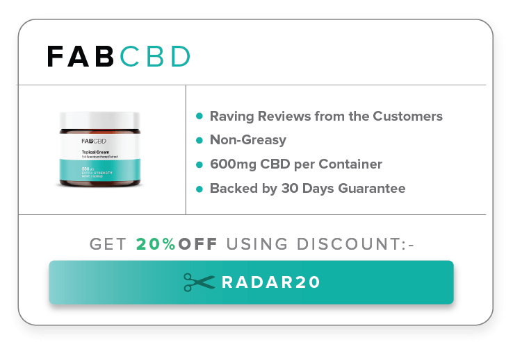 best cbd cream for pain fab