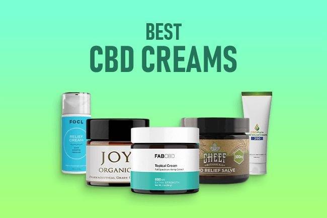 5 Best CBD Creams for Pain: Top Salves & Lotions