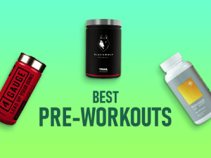 best pre-workout supplements featured image Observer