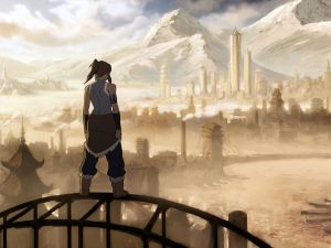 legend of korra concept art