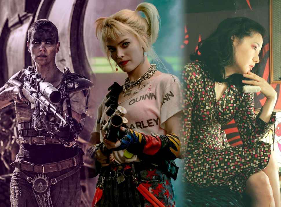 Joke's on You: Watching Women Break Their Chains in Film