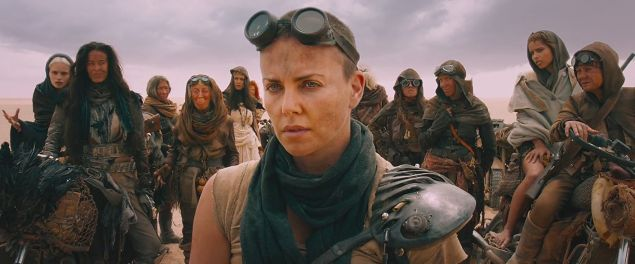 Furiosa with the Vuvalini