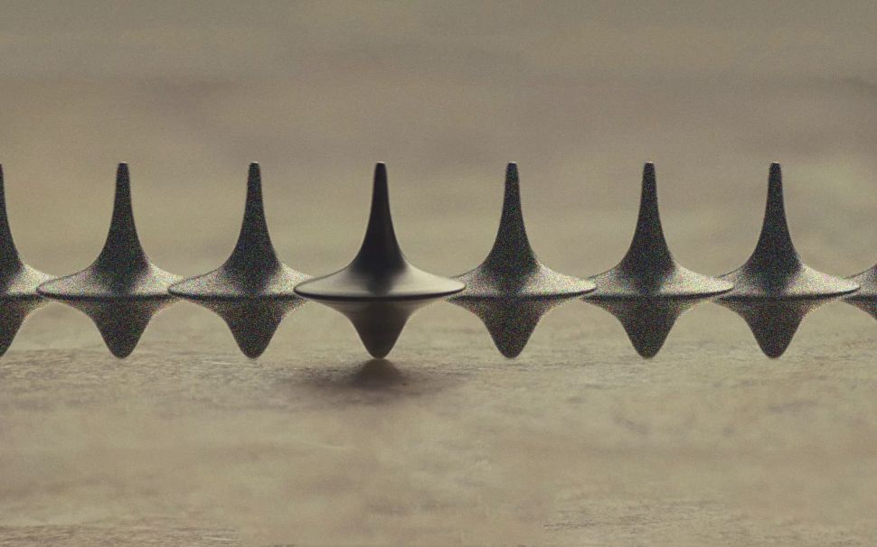 The Endlessly Spinning End of 'Inception'
