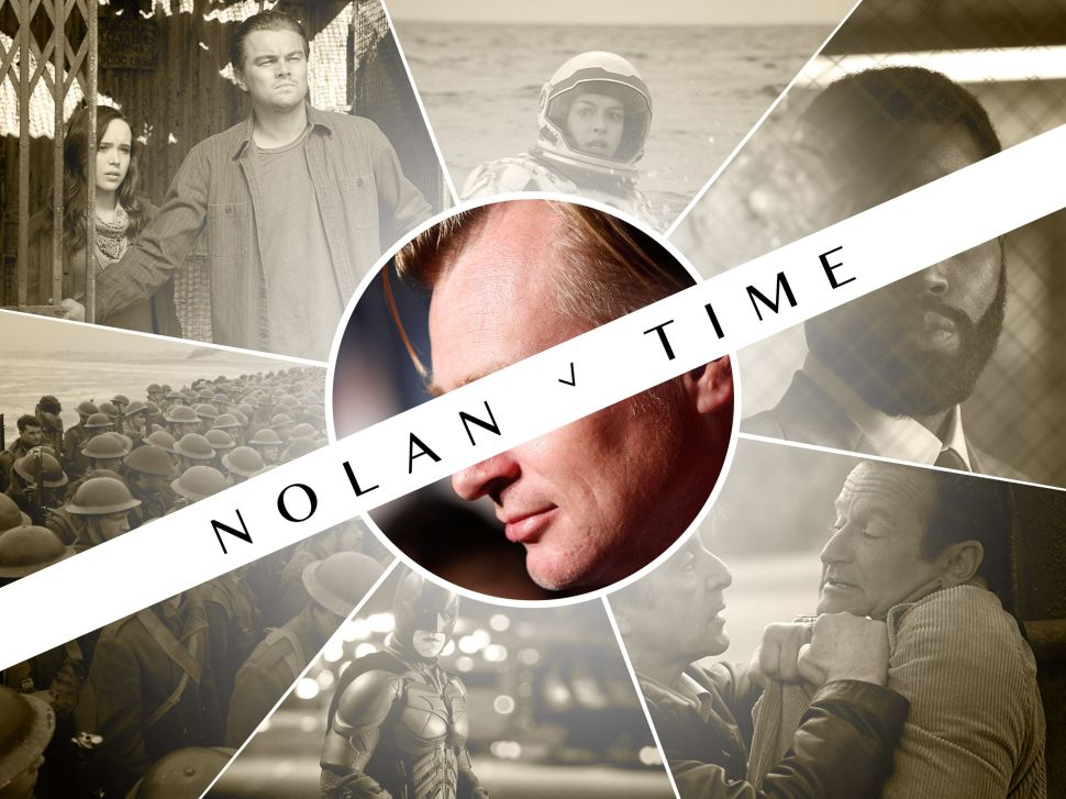 Clocking the Clock Keeper Christopher Nolan, From 'Following' to 'Tenet'