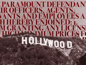 paramount consent decrees explained