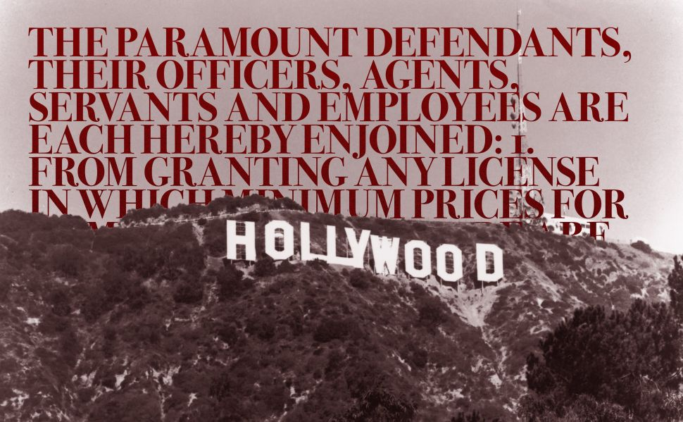 The Implications of the Biggest Legal Decision to Hit Hollywood in Decades