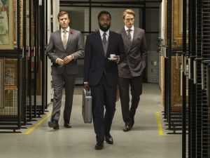 Tenet Box Office Christopher Nolan Warner Bros.