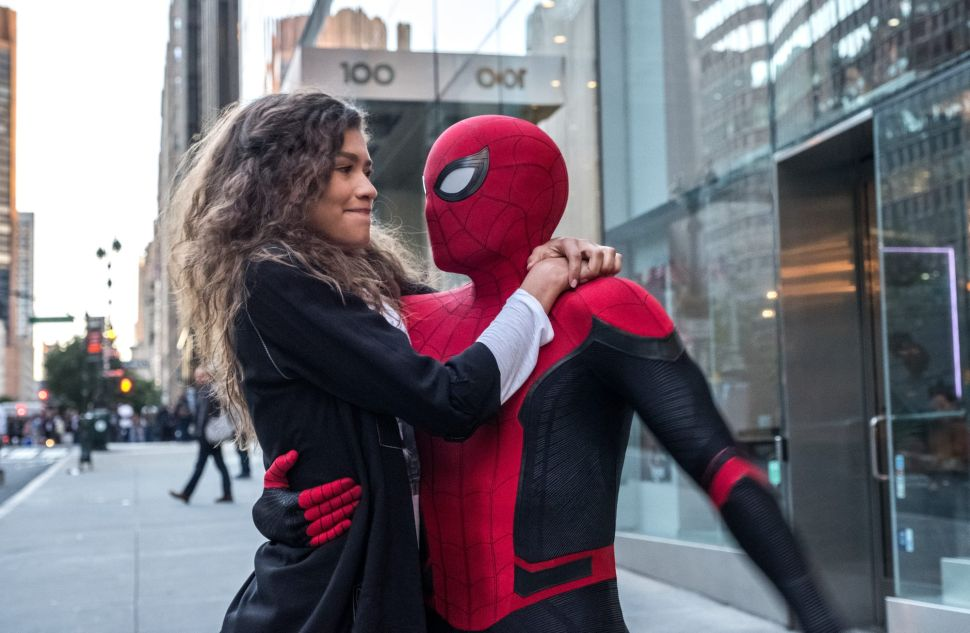 Why You Can't Stream the New 'Spider-Man' Movies on Disney+