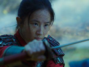 Mulan (Yifei Liu) in Disney's Mulan