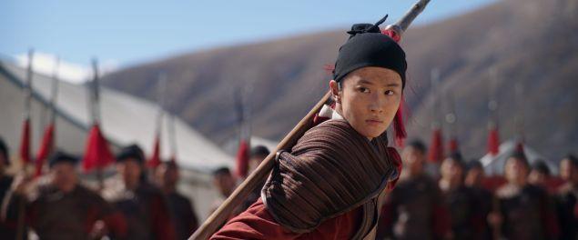 Mulan Box Office Blockbuster PVOD Disney+