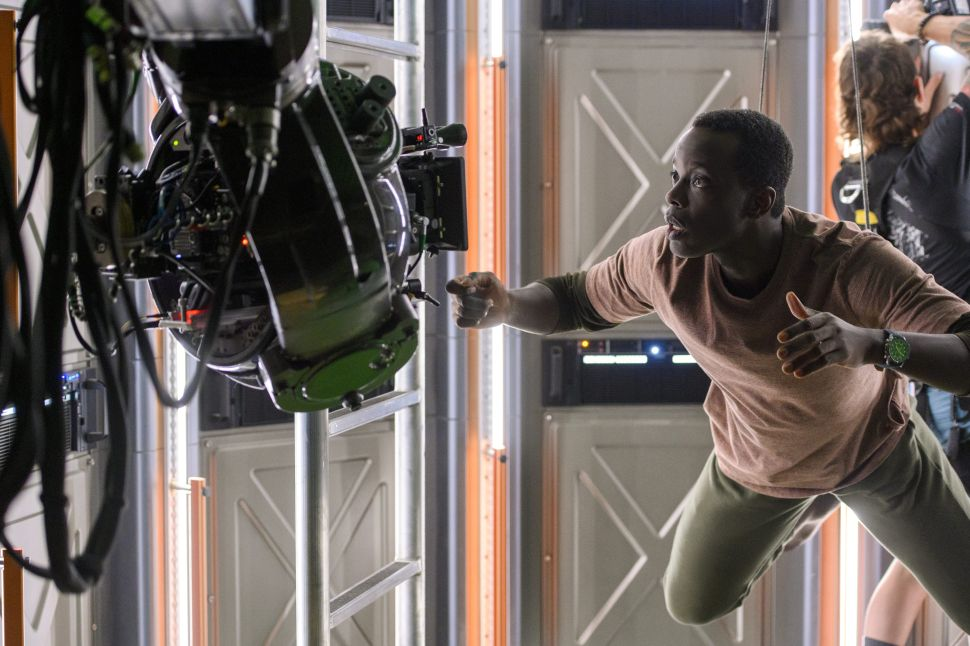 The Zero-G in 'Away' Forced Its Crew to Rethink the Nature of Stunt Work