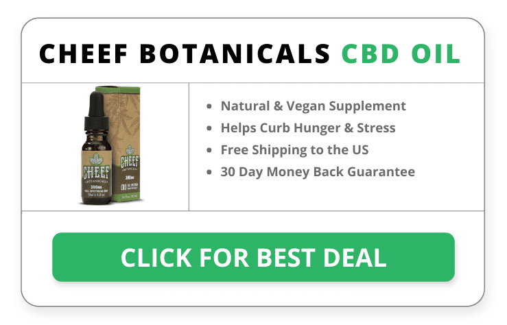 Cheef Botanicals Appetite Suppressant