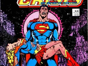Crisis on Infinite Earths supergirl death