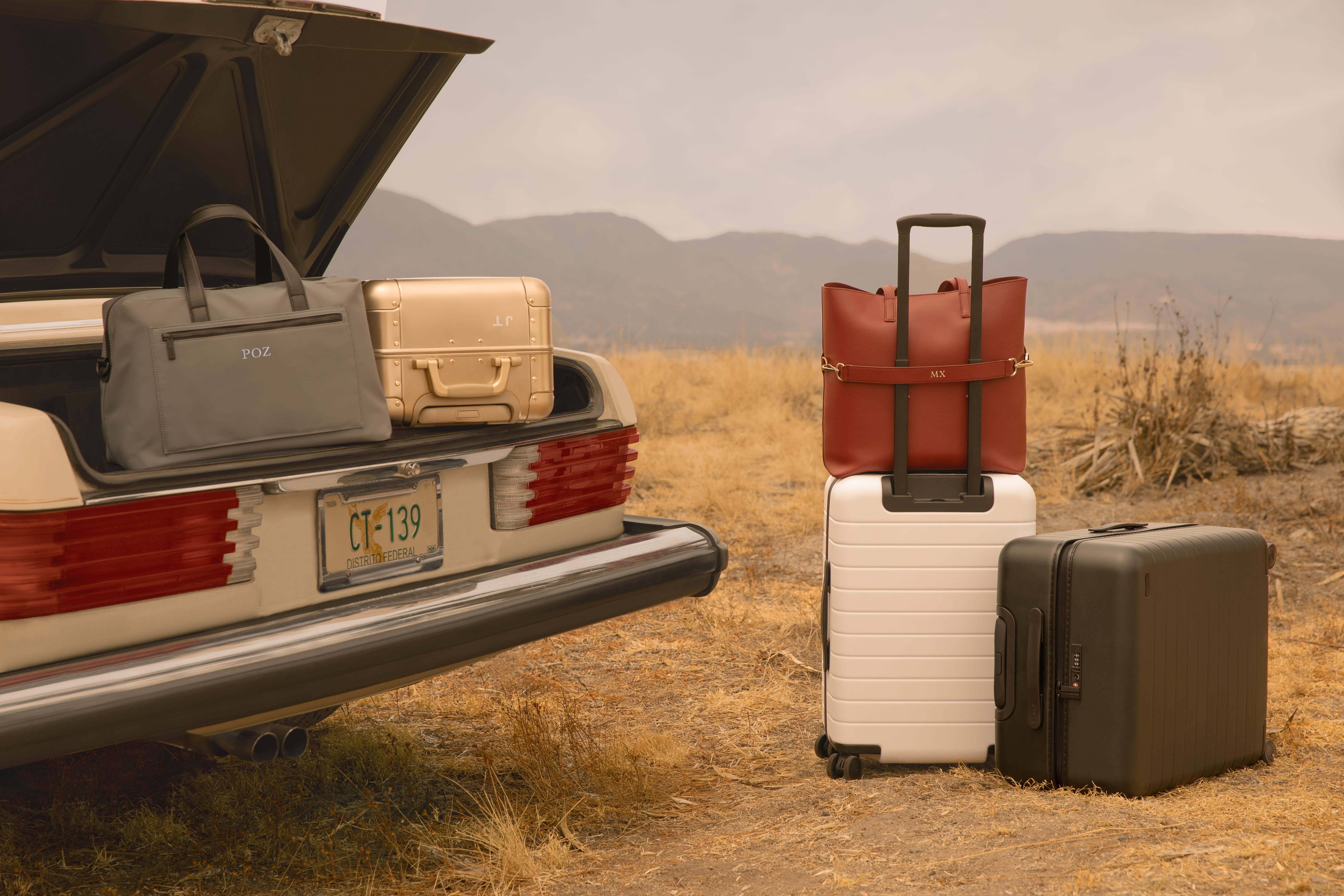 Away Luggage Is Acquiring Its 1st-At any time Sale on Suitcases & Add-ons