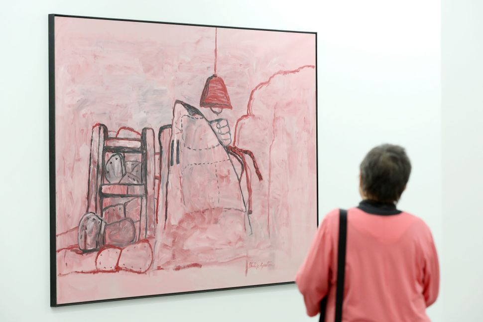 A Philip Guston Retrospective Has Been Pushed to 2024, and the Art World Is Incensed