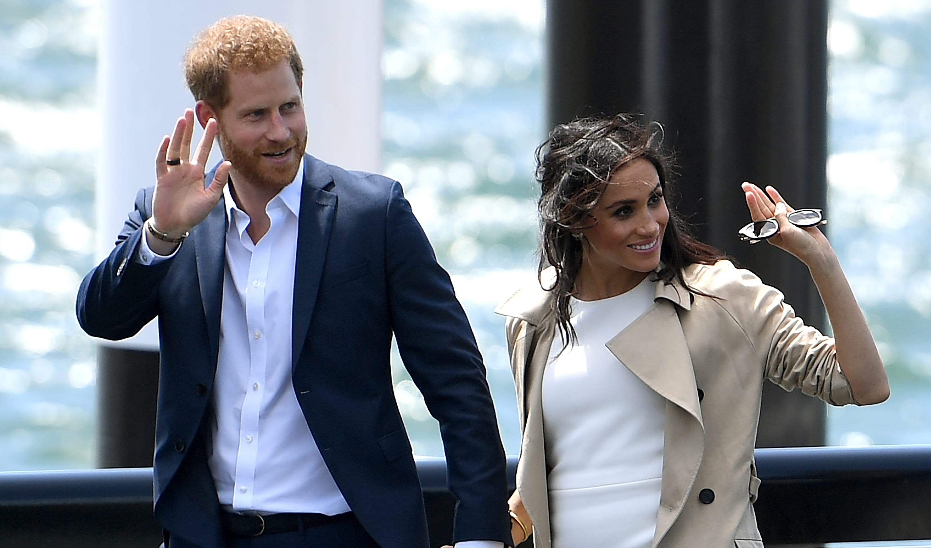prince harry meghan are finally exploring their new neighborhood observer prince harry meghan are finally