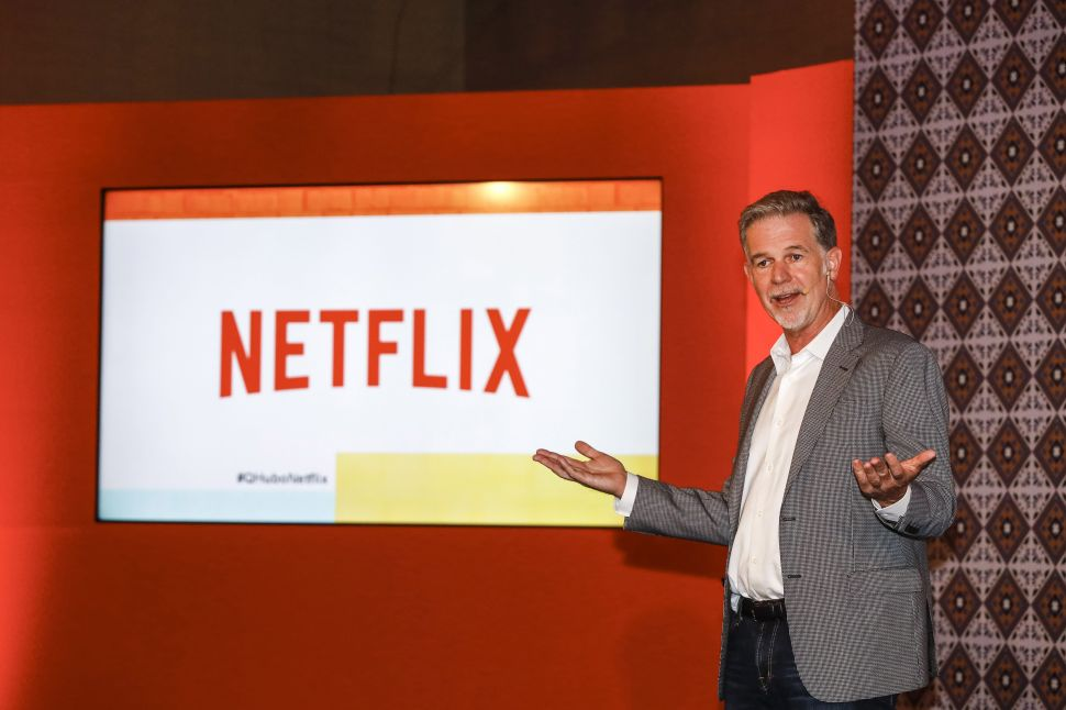 Netflix CEO Reed Hastings Explains Why His Company Pays So Well