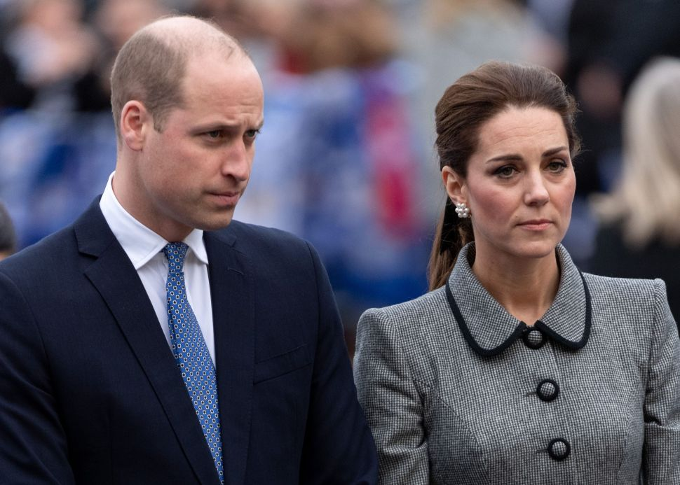 A Corpse Was Found at Prince William and Kate's Kensington Palace Home