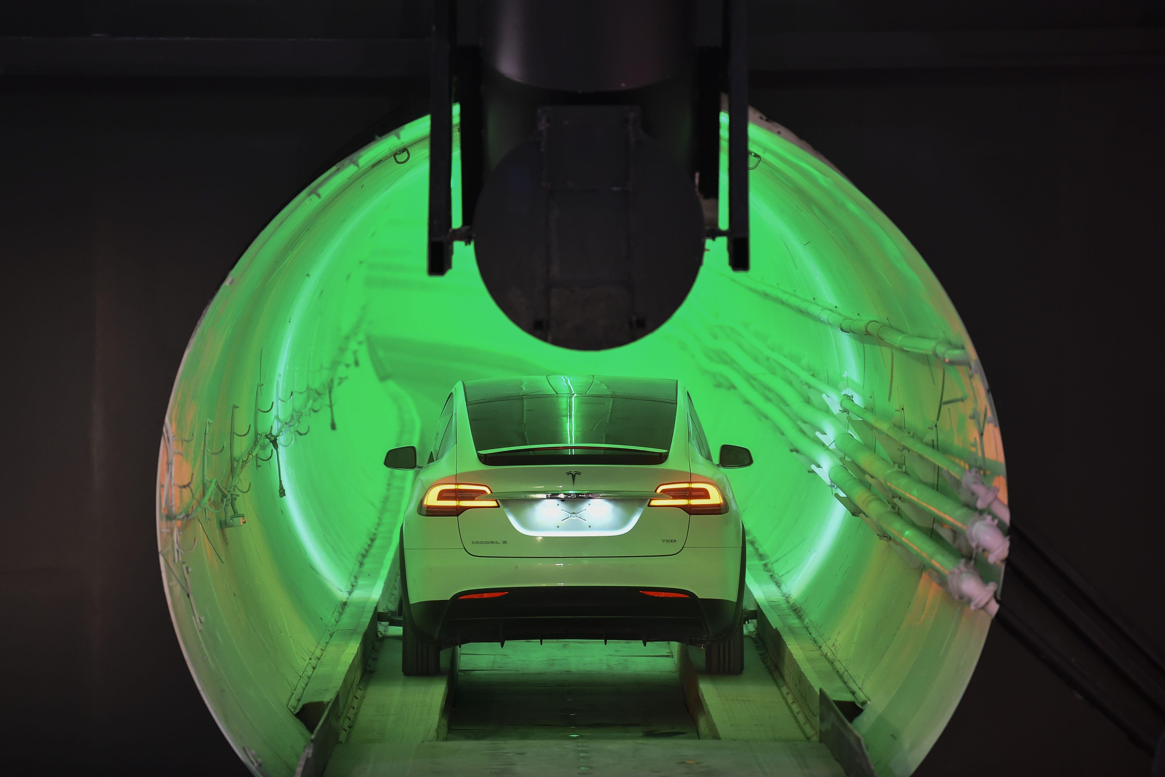Elon Musk's Boring Company Is Not Groundbreaking Tech, Says Tunnel Expert